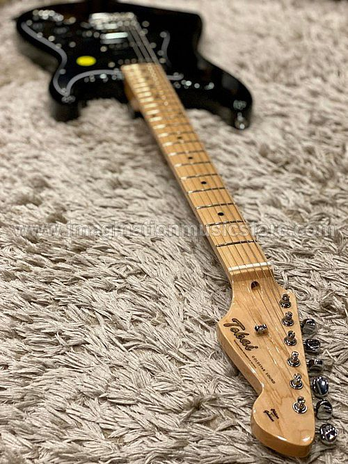 Tokai AST-52SH BB/M Goldstar Sound 2020 in Black with maple FB