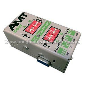 AMT SOW PS-4X100mA POWER SUPPLY