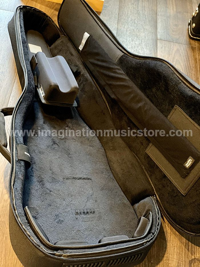 Kavaborg Premium Gigbag 2.0 new version for electric guitars
