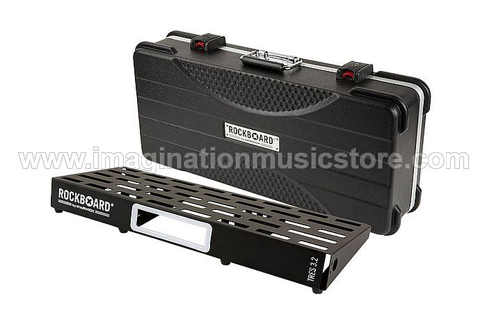 RockBoard TRES 3.2 A, Pedalboard with ABS Case