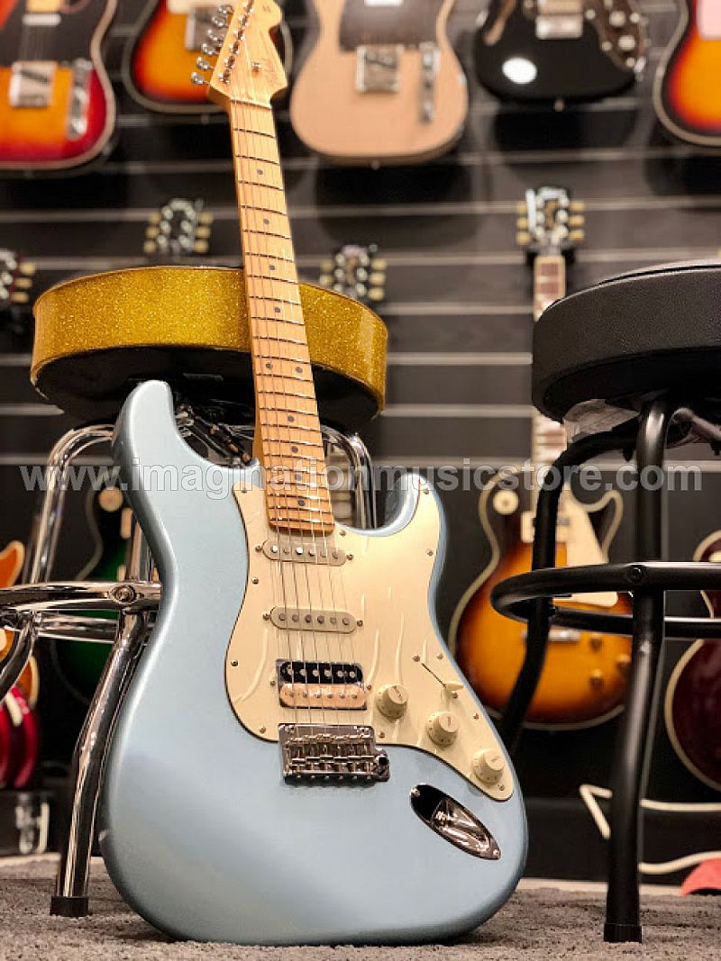 Tokai Japan AST-95SH IBL/M Goldstar Sound in Ice Blue Metallic