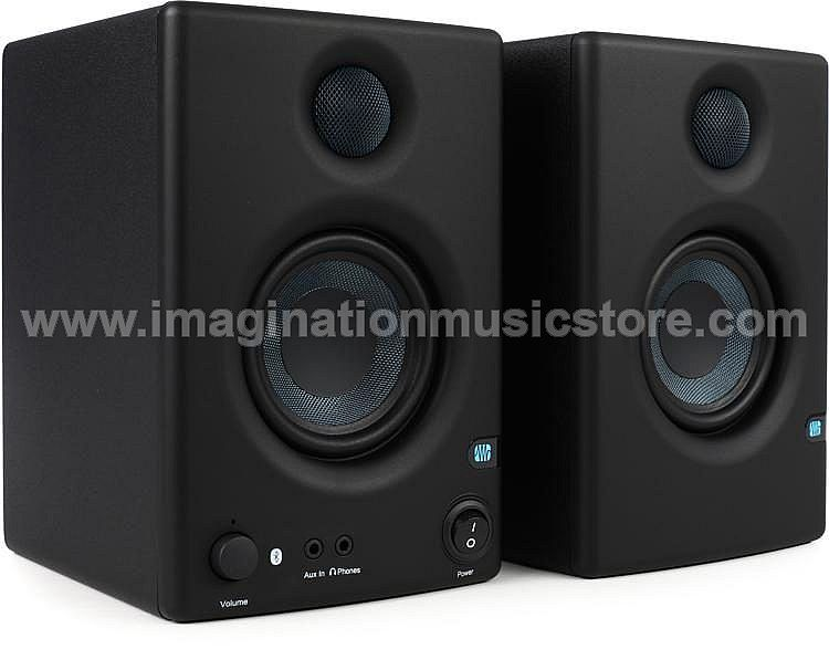 PreSonus Eris 3.5 BT 3.5 inch Powered Studio Monitors with Bluetooth