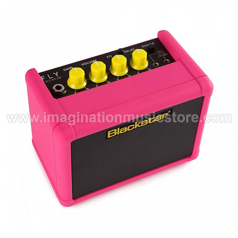 Blackstar Fly 3 Special Edition Neon Pink