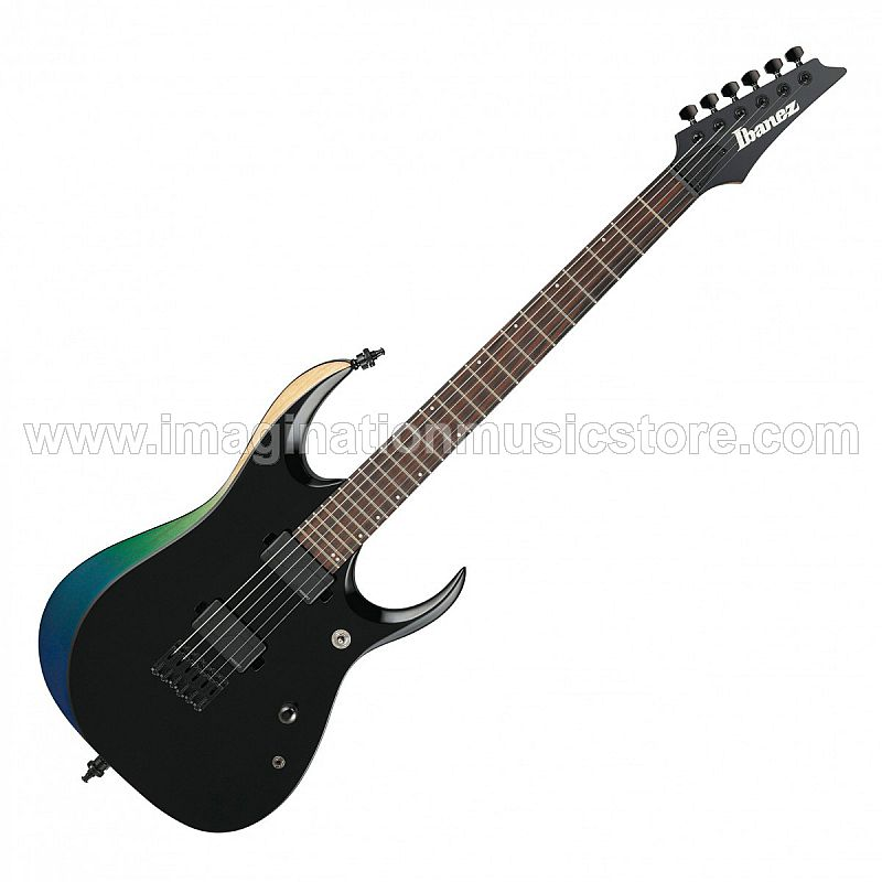 Ibanez Axion Label RGD61ALA Electric Guitar - Midnight Tropical Rainforest