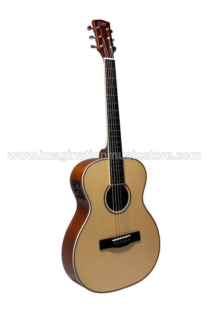 GITAR CETTA CJ18E NATURAL