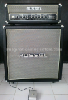 Russel ROKR 80 Head Cabinet Guitar Amplifier