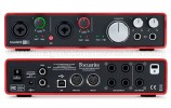 Focusrite Scarlett 6i6 2nd Generation USB Audio Interface