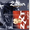 Zildjian ZXT Set Effect Cymbal Set (10 Splash and 18 China)