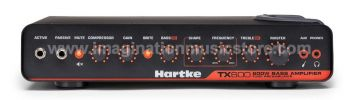 Hartke TX600 - 600W Lightweight Bass Head