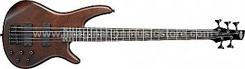 Ibanez GSR255B-WNF Gio Series 5 String Electric Bass Walnut Flat