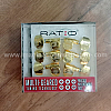 Graphtech Ratio PRN-2311-G0 MACHINE HEADS - ELECTRIC 3+3 Gold