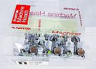 Gotoh SGS501 MG A07 L6 Chrome Machine Head