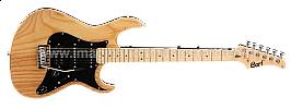 Cort G200DX-NAT Natural Glossy Electric Guitar