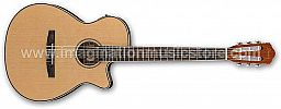 Ibanez AEG8TNE-NT Classical Electric Guitar - Natural
