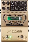 Two Notes Le Crunch 2-channel British Tones Tube Preamp Pedal