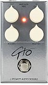J. Rockett Audio Designs GTO Boost/Overdrive Pedal