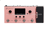 Hotone Ampero Amp Modeler/ Effects Processor Limited Edition Pink