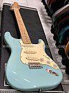 Tokai AST-52 SOB/M Goldstar Sound in Sonic Blue with maple FB