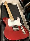 Tokai ATE-52 MR/M Breezysound in Metallic Red with maple FB