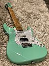 Soloking MS-1 Classic in Seafoam Green and Roasted Maple FB