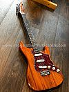 Gilmour Guitar Custom Shop Canary Mahogany