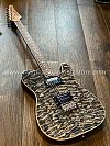 Soloking MT-1 Custom in Seethru Black with Roasted Neck and Rosewood FB