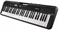 Casio Casiotone CT-S200 - Portable Digital Keyboard Black