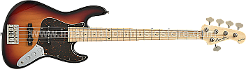 Bacchus Craft Series WL5-ALD-M 3TS Electric Bass