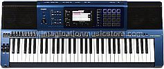 Casio MZ-X500 61-key Arranger Workstation Keyboard