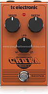 TC Electronic Choka Tremolo Guitar Effect Pedal