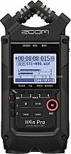 Zoom H4n Pro Handy Recorder - Black