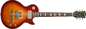 Bacchus BLS-59FM CS Craft Series Les Paul Model