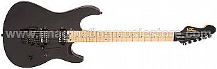 Vintage Rock Series V624FRBK Satin Black