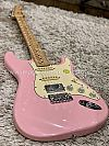Tokai AST-52SH SLP/M Goldstar Sound 2020 HSS in Shell Pink with maple FB
