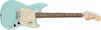 Squier Paranormal Series Cyclone II Telecaster Daphne Blue