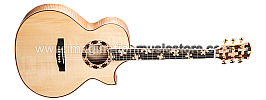 Cort The Puzzle LE Limited Edition Acoustic Guitar
