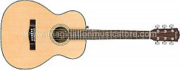 Fender CT-140SE Acoustic Electric in Natural