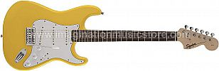 Squier FSR Affinity Stratocaster Laurel FB in Graffiti Yellow