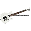 Sterling by Music Man AX3S-WH-R1 Axis in White with Black Body Binding