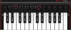 IK Multimedia iRig Keys 2 25-key Controller for iOS, Android, and Mac/PC