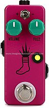 JHS Mini Foot Fuzz V2 Silicon Fuzz Pedal