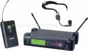 Shure SLX14/WH30 Headset Wireless System